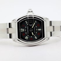 Cartier Roadster W62002V3 Very good Steel 38mm Automatic