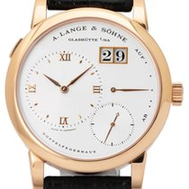A. Lange & Söhne Rose gold 38mm Manual winding 101.032 pre-owned