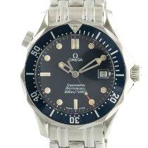 歐米茄 Seamaster Diver 300 M 鋼 36mm 藍色