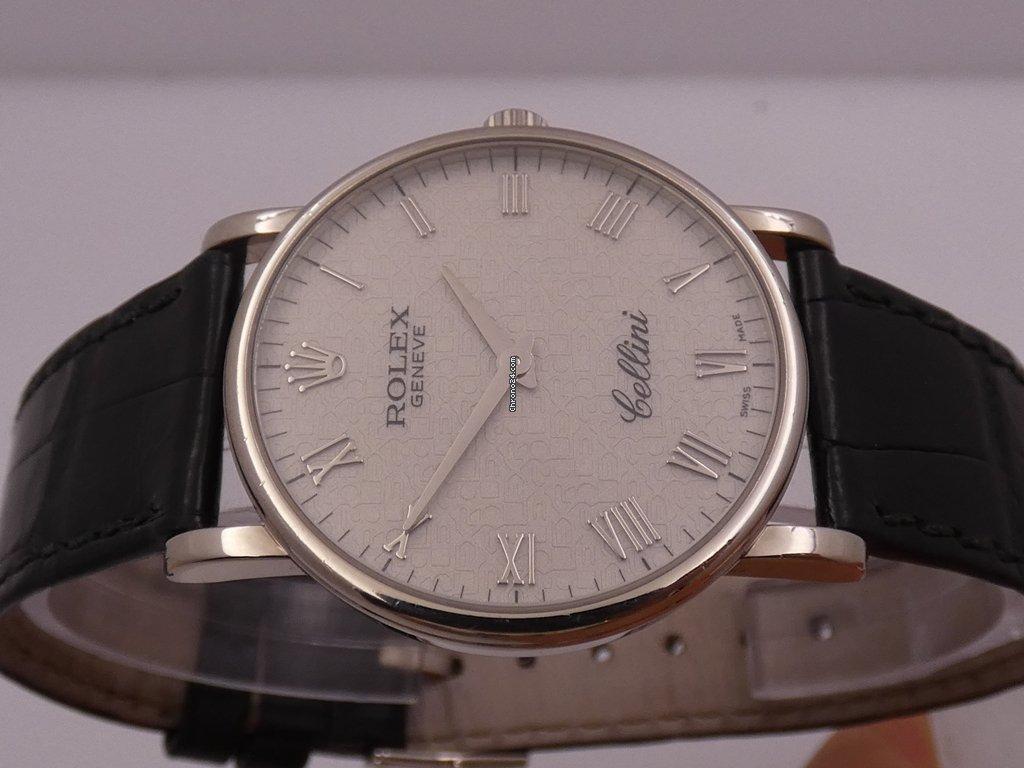 Rolex Cellini 5115 2002 подержанные