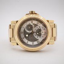 Breguet Marine 5857br/z2/rz0 Very good Rose gold 42mm Automatic