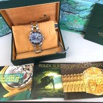 Rolex Submariner Date Gold/Steel 40mm Blue No numerals United States of America, New Jersey, Woodbridge