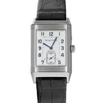 Jaeger-LeCoultre Reverso Duoface Steel 26mm Silver Arabic numerals United States of America, Maryland, Baltimore, MD
