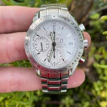 Omega Speedmaster Date Steel 40mm Silver United States of America, California, Los Angeles