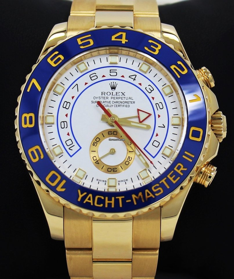 Rolex Yacht-Master II 116688 pre-owned