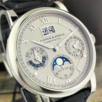 A. Lange & Söhne Langematik Perpetual 310.025 Good Platinum 38.5mm Automatic