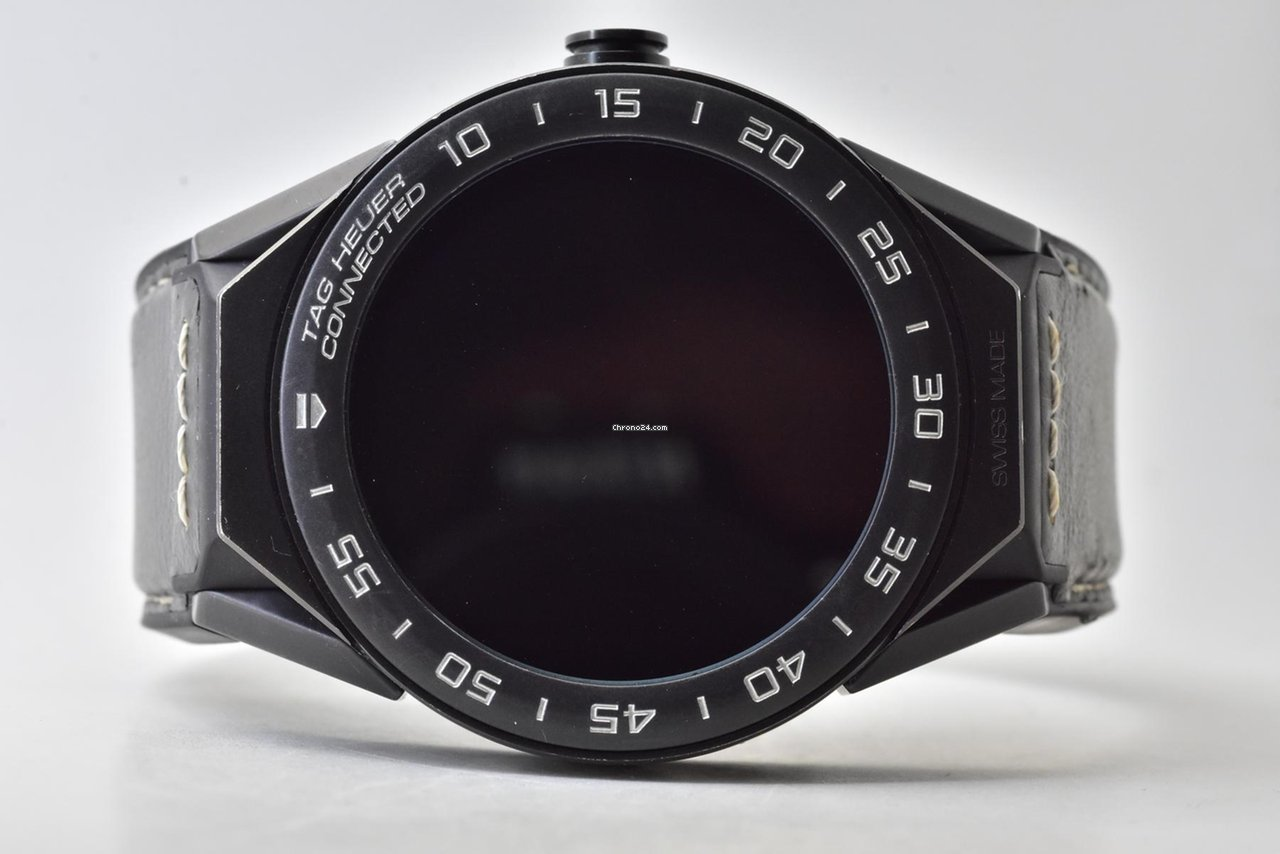 TAG Heuer Connected SBF8A8013 2018 pre-owned