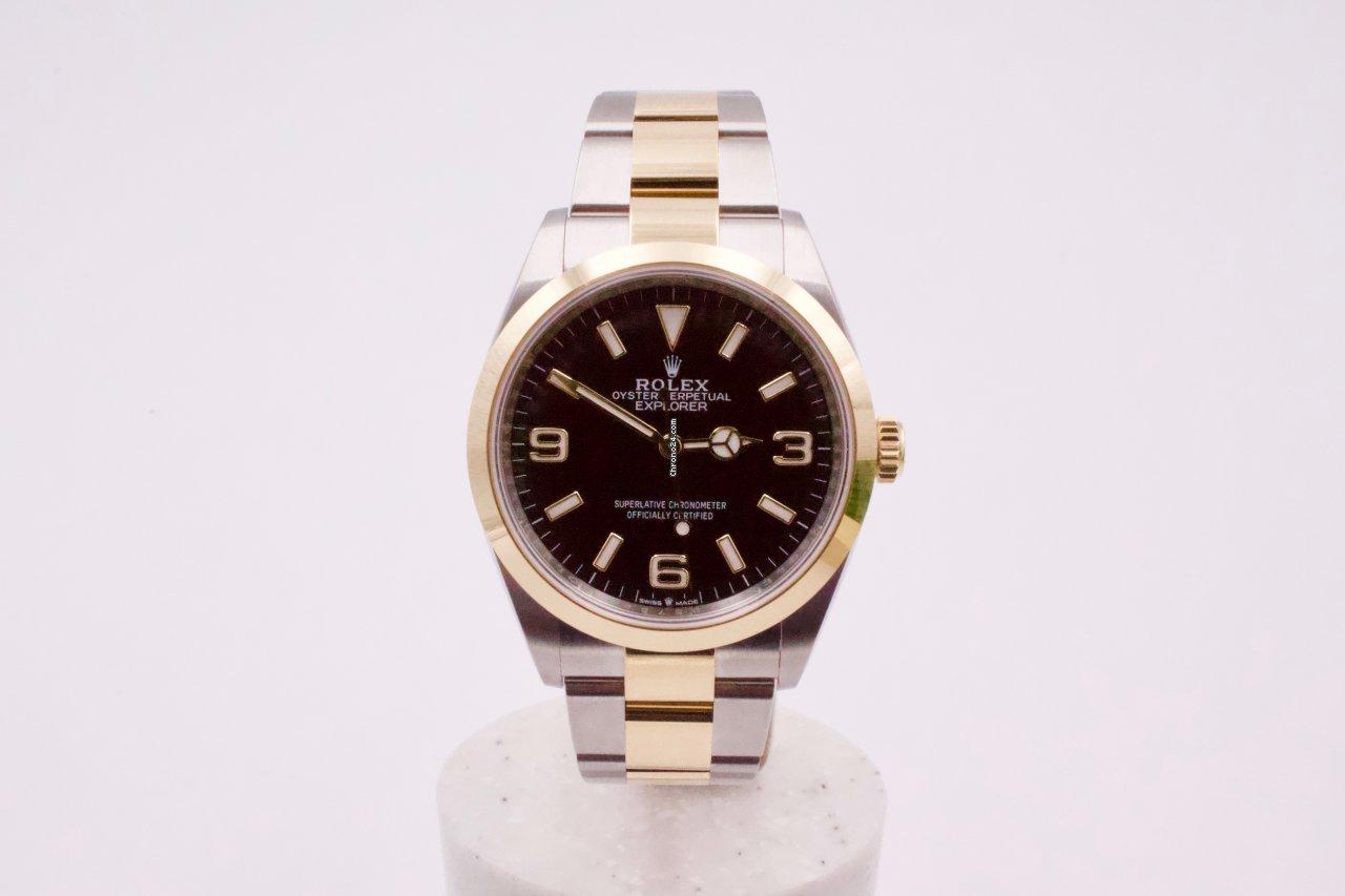 Rolex Explorer 124273 2021 new