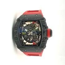 Richard Mille RM 035 RM35-02 Ungetragen Carbon 49.94mm Automatik