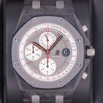 Audemars Piguet Royal Oak Offshore Chronograph Carbon 42mm Grau