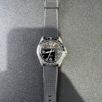 Bell & Ross BR V2 tweedehands 41mm Zwart GMT Rubber
