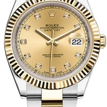 Rolex Datejust Gold/Steel 41mm Gold No numerals United States of America, California, Los Angeles