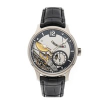 Greubel Forsey White gold 44mm Manual winding GF08 pre-owned United States of America, Pennsylvania, Bala Cynwyd