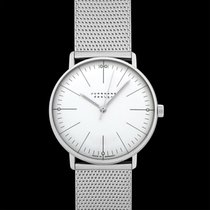 Junghans max bill Hand-winding Steel Silver United States of America, California, Burlingame