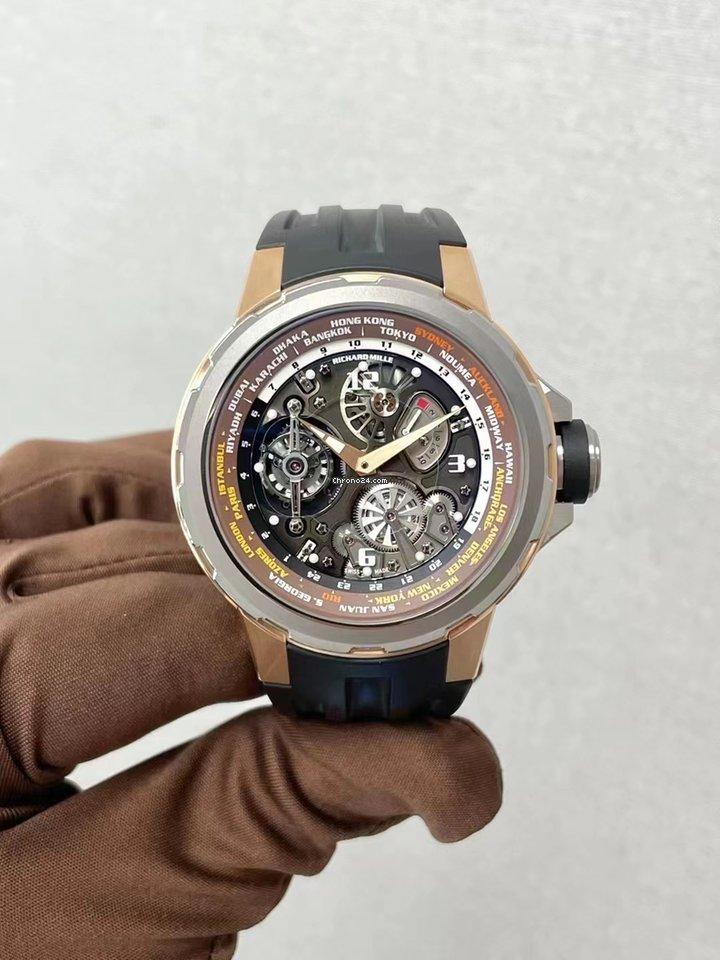 Richard Mille RM58-01 new
