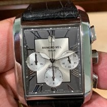 Raymond Weil Don Giovanni Steel 48mm Black No numerals United States of America, New Jersey, Upper Saddle River