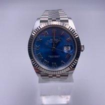 Rolex Datejust 126334-0026 New Gold/Steel 41mm Automatic Australia