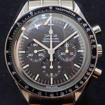 Omega Speedmaster Professional Moonwatch Acciaio 42mm Nero Senza numeri