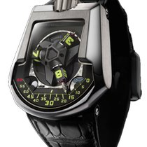 Urwerk White gold Manual winding UR-202 pre-owned United States of America, Florida, North Miami Beach