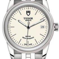 Tudor Glamour Date M55000-0103 Новые Сталь 36mm Автоподзавод