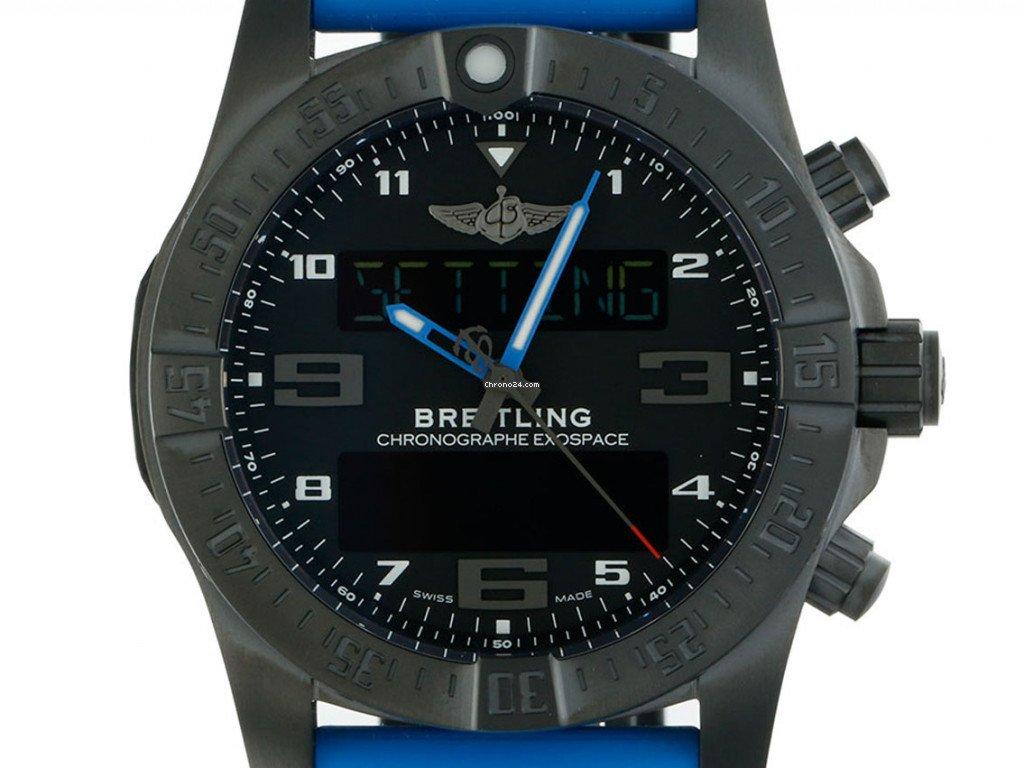 Breitling Exospace B55 Connected VB5510H21B1S1 новые