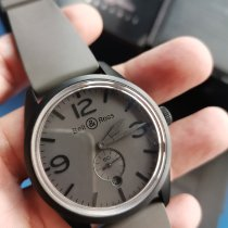 Bell & Ross BR V1 BRV123-COMMANDO Very good Steel 41mm Automatic Malaysia