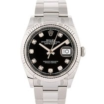 Rolex Steel 36mm Automatic 126234 new
