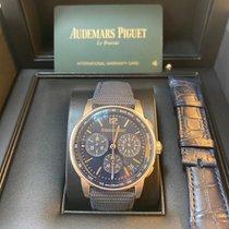 Audemars Piguet Code 11.59 White gold 41mm Blue Arabic numerals