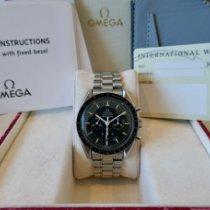 Omega Speedmaster Professional Moonwatch Steel 42mm Black No numerals Australia