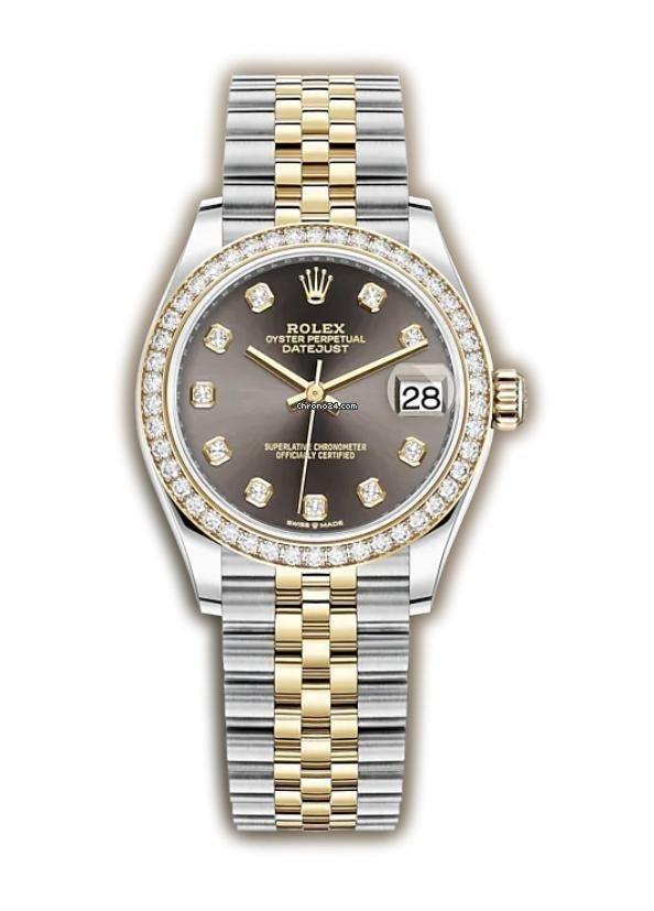 Rolex Datejust 278383 RBR new