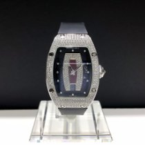 Richard Mille White gold Automatic No numerals 45.7mm new RM 07