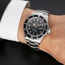 Rolex Sea-Dweller 4000 Acciaio 40mm Nero Senza numeri Italia, Cascina  (PI)