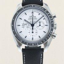 Omega Speedmaster Professional Moonwatch Acél 42mm Fehér