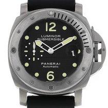 Panerai Luminor Submersible occasion 43mm Noir Caoutchouc