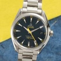 Omega 231.10.42.21.03.004 Acier 2015 Seamaster Aqua Terra 41.5mm occasion