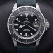 Tudor Submariner Steel 40mm Black