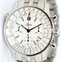 Sinn 903 Steel Silver Arabic numerals