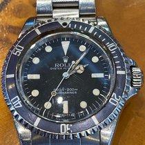 Rolex Submariner (No Date) Acero 40mm Negro Sin cifras España, Marbella