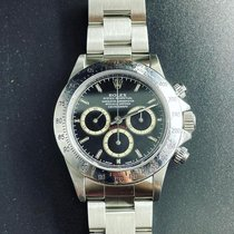 Rolex pre-owned Automatic 40mm Black Sapphire crystal