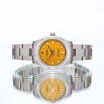 Rolex Oyster Perpetual 31 Steel 31mm Yellow United Kingdom, Essex