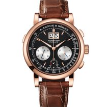 A. Lange & Söhne Rose gold 41mm Manual winding 405.031 new
