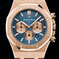 Audemars Piguet Royal Oak Chronograph new 2021 Automatic Chronograph Watch with original box and original papers 26331OR.OO.1220OR.01