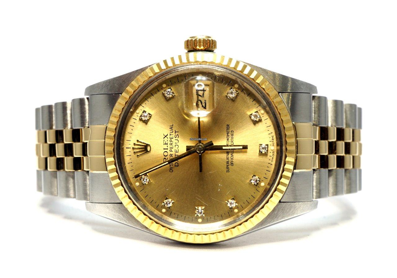 Rolex (ロレックス) Datejust 16013 1986 中古