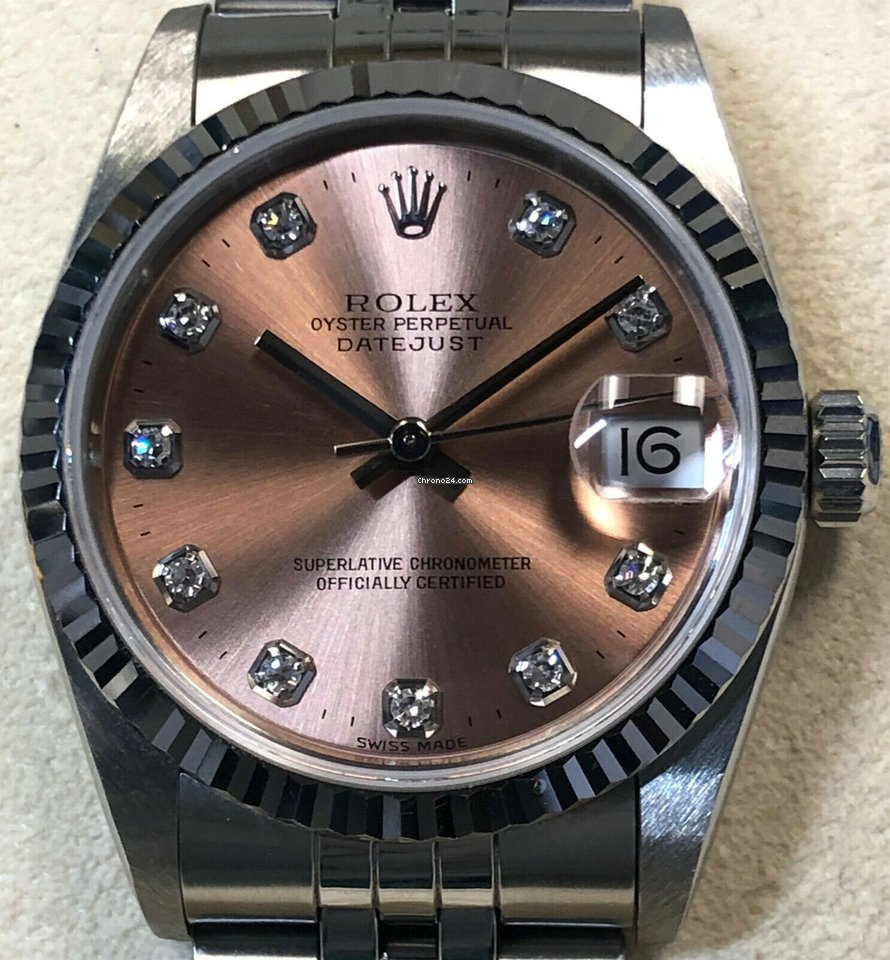 Rolex Datejust 31 68274 pre-owned
