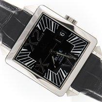 Omega De Ville X2 Çelik 35mm Siyah