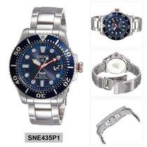Seiko Prospex Steel Blue