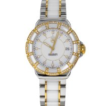TAG Heuer Formula 1 Lady Steel 37mm White United States of America, Maryland, Baltimore, MD