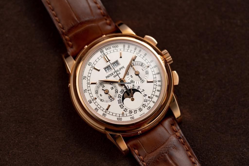 Patek Philippe Perpetual Calendar Chronograph 5970R new