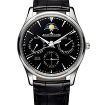 Jaeger-LeCoultre Master Ultra Thin Perpetual new 2021 Automatic Watch with original box and original papers Q1308470