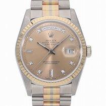 Rolex Day-Date 36 Oro blanco 36mm